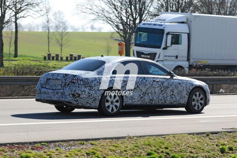 2020 - [Mercedes-Benz] Classe S - Page 8 Merce108