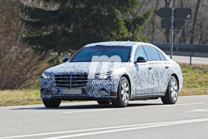 2020 - [Mercedes-Benz] Classe S - Page 8 Merce113