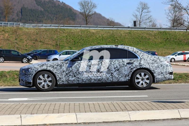 2020 - [Mercedes-Benz] Classe S - Page 8 Merce116