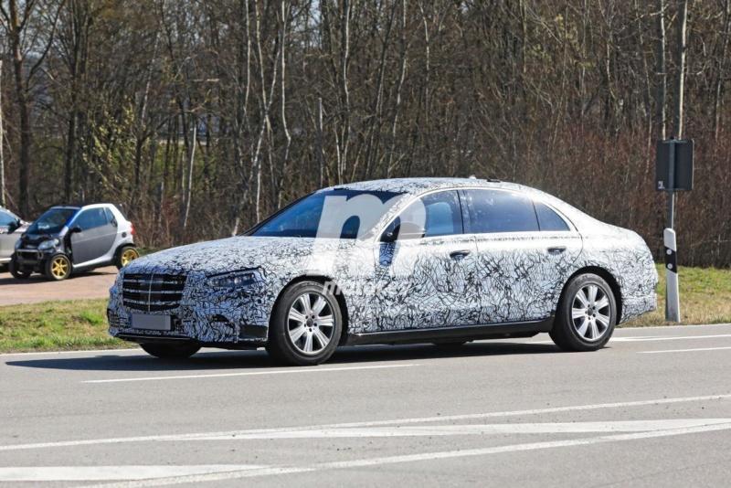 2020 - [Mercedes-Benz] Classe S - Page 8 Merce117