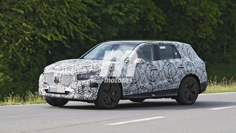 2021 - [Mercedes-Benz] GLC II Merce123