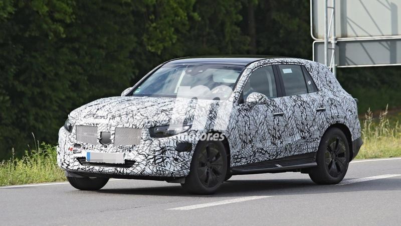 2021 - [Mercedes-Benz] GLC II Merce124
