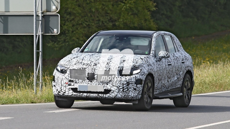 2021 - [Mercedes-Benz] GLC II Merce125