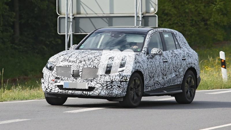 2021 - [Mercedes-Benz] GLC II Merce126