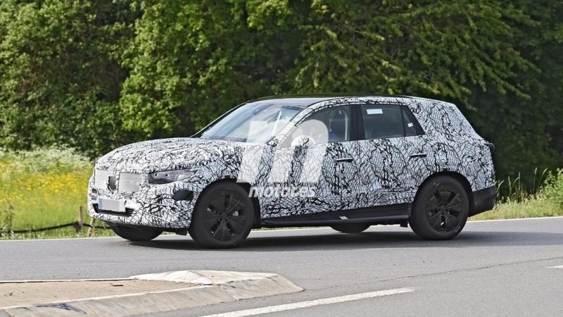 2021 - [Mercedes-Benz] GLC II Merce127