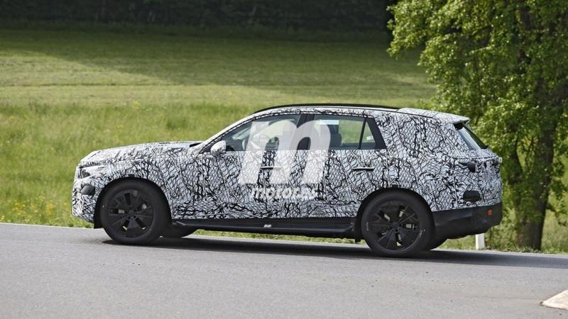 2021 - [Mercedes-Benz] GLC II Merce129