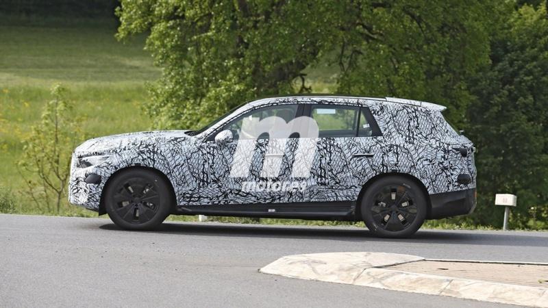 2021 - [Mercedes-Benz] GLC II Merce130