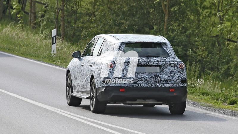 2021 - [Mercedes-Benz] GLC II Merce134