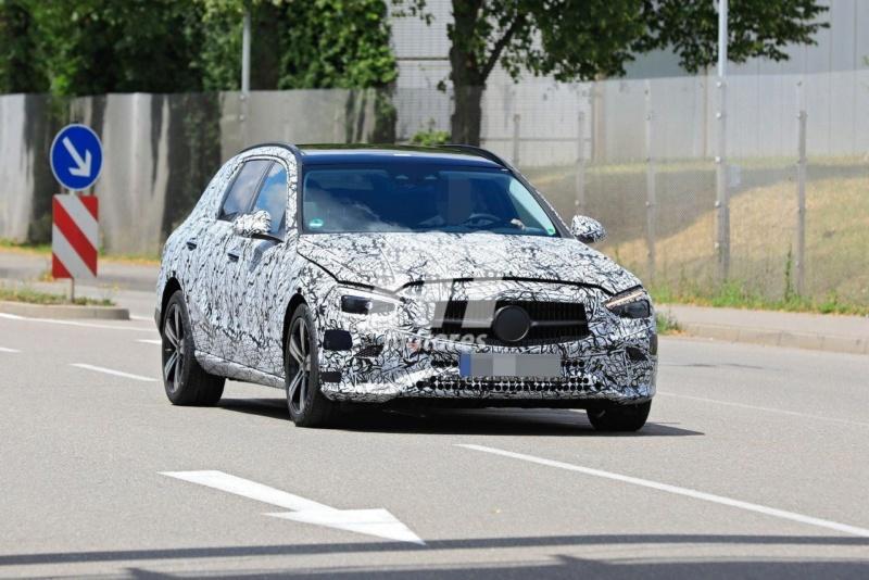 2021 - [Mercedes-Benz] Classe C [W206] - Page 5 Merce143