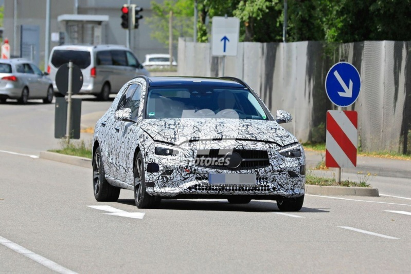 2021 - [Mercedes-Benz] Classe C [W206] - Page 5 Merce145