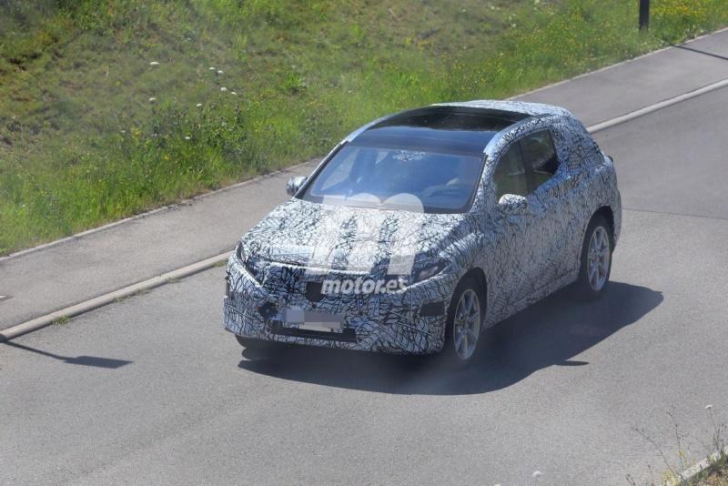 2022 - [Mercedes-Benz] EQS SUV Merce186