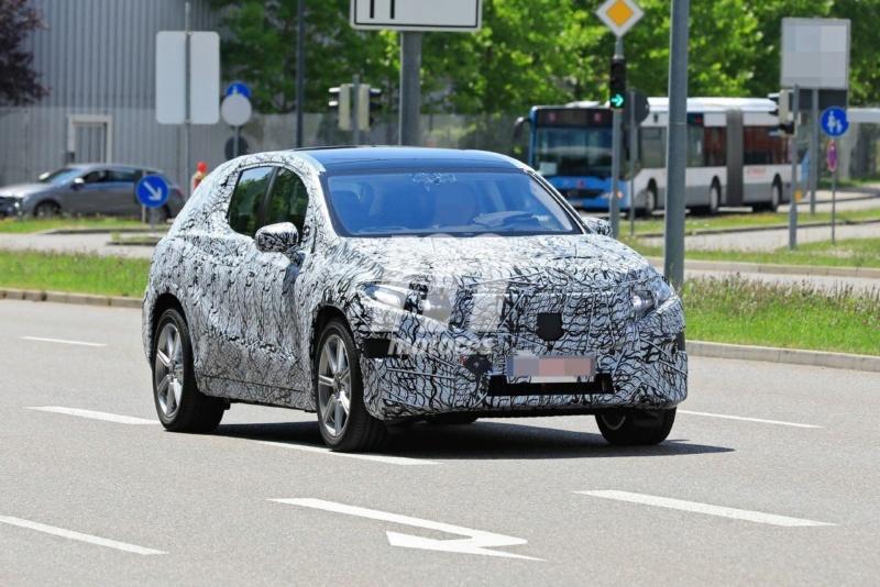 2022 - [Mercedes-Benz] EQS SUV Merce193