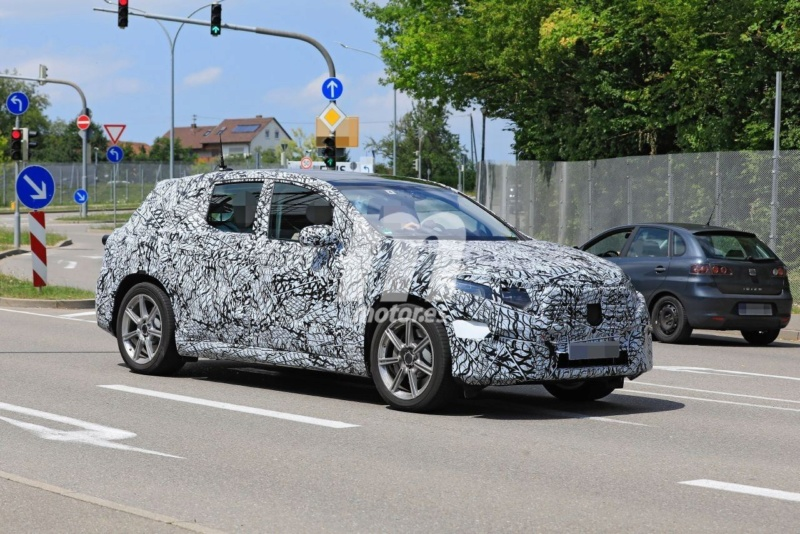 2022 - [Mercedes-Benz] EQS SUV Merce199