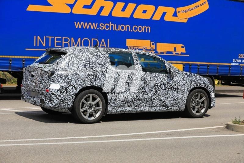 2022 - [Mercedes-Benz] EQS SUV Merce201