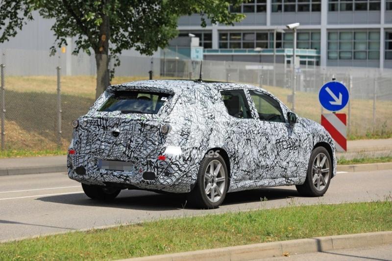 2022 - [Mercedes-Benz] EQS SUV Merce205