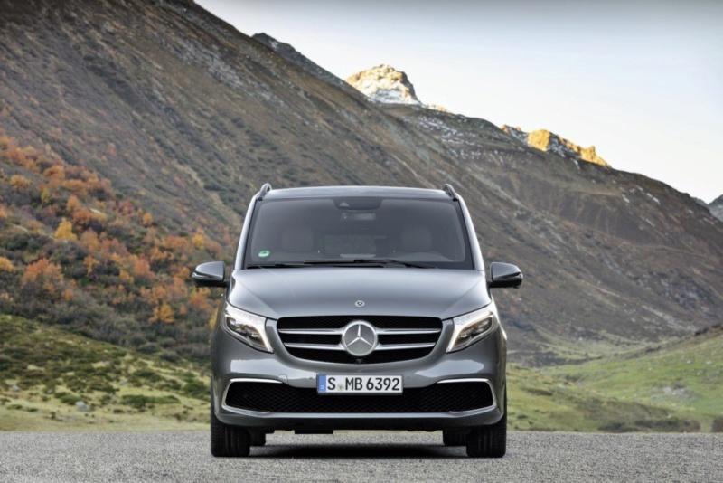 2014 - [Mercedes] Classe V/Vito - Page 11 Merced12