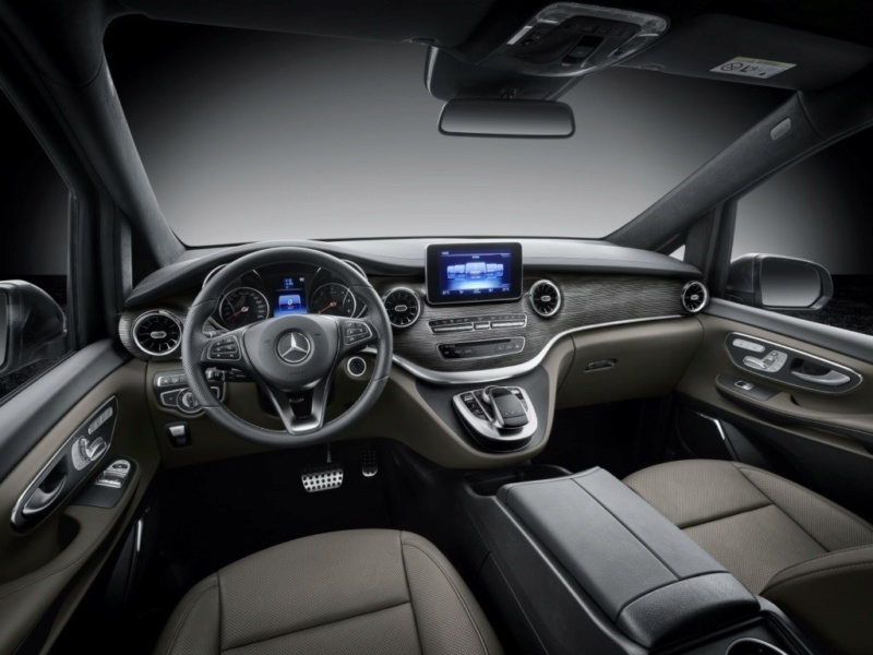 2014 - [Mercedes] Classe V/Vito - Page 11 Merced17