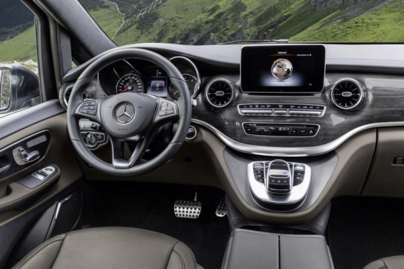 2014 - [Mercedes] Classe V/Vito - Page 11 Merced18