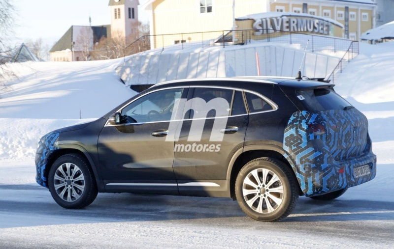 2020 - [Mercedes-Benz] EQ A - Page 2 Merced43