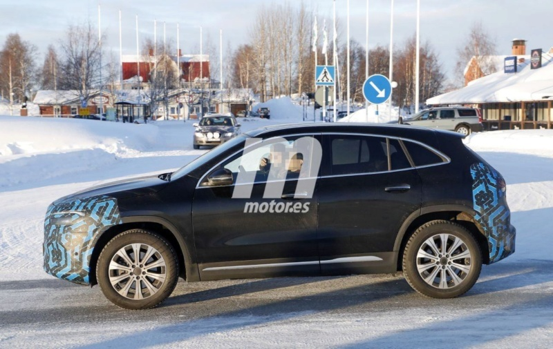2020 - [Mercedes-Benz] EQ A - Page 2 Merced44