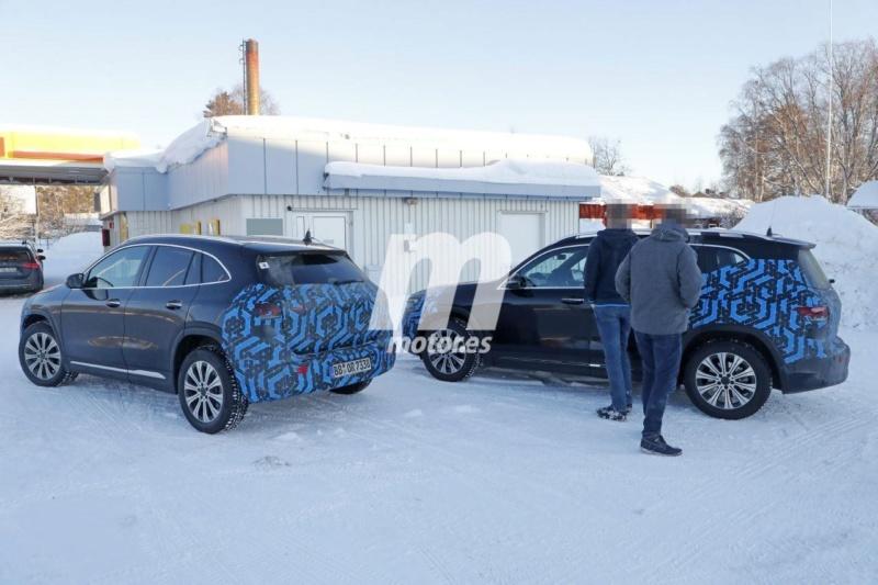 2021 - [Mercedes-Benz] EQB Merced53