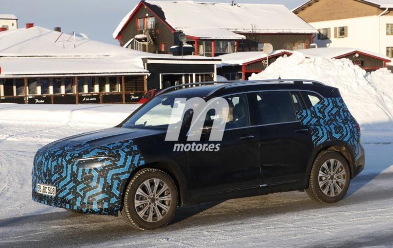 2021 - [Mercedes-Benz] EQB Merced55