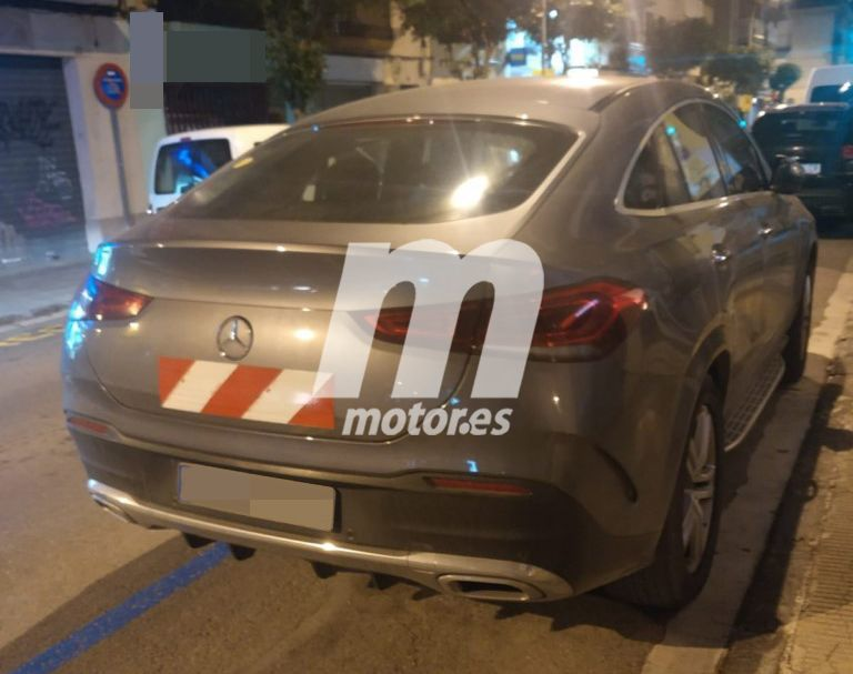 2019 - [Mercedes-Benz] GLE Coupé  - Page 3 Merced66