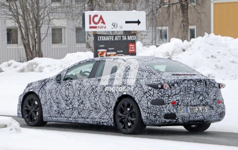 2021 - [Mercedes-Benz] EQE Merced85