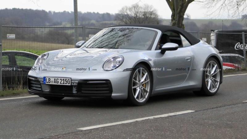 2018 - [Porsche] 911 - Page 13 New-po11