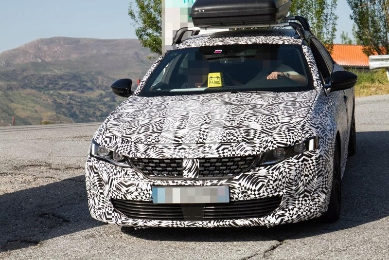 2018- [Peugeot] 508 II [R82/R83] - Page 3 Peugeo11