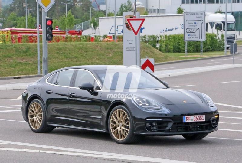 2020 - [Porsche] Panamera II restylée  Porsch52