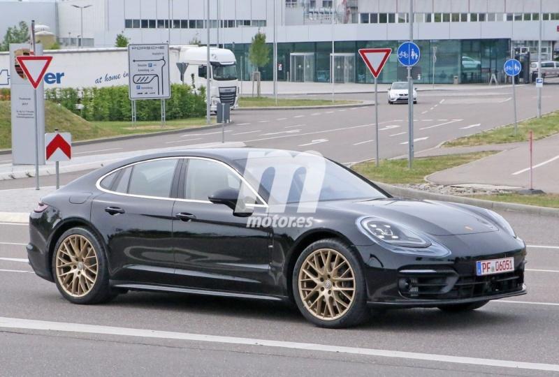 2020 - [Porsche] Panamera II restylée  Porsch54