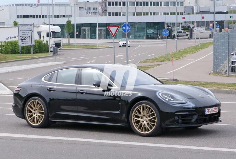 2020 - [Porsche] Panamera II restylée  Porsch56