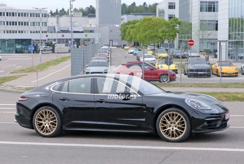 2020 - [Porsche] Panamera II restylée  Porsch58
