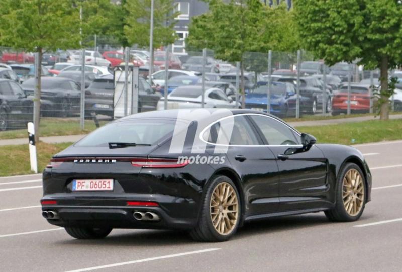 2020 - [Porsche] Panamera II restylée  Porsch61