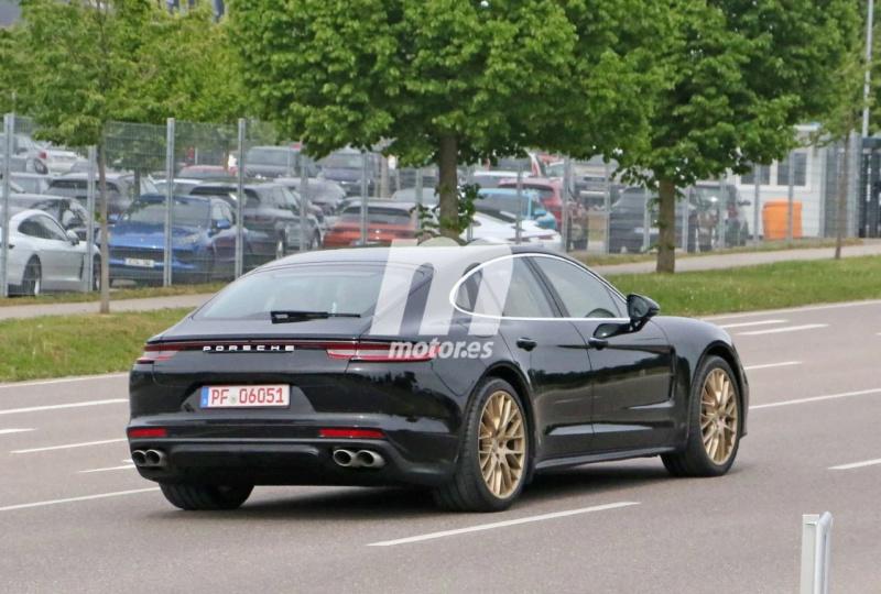 2020 - [Porsche] Panamera II restylée  Porsch62