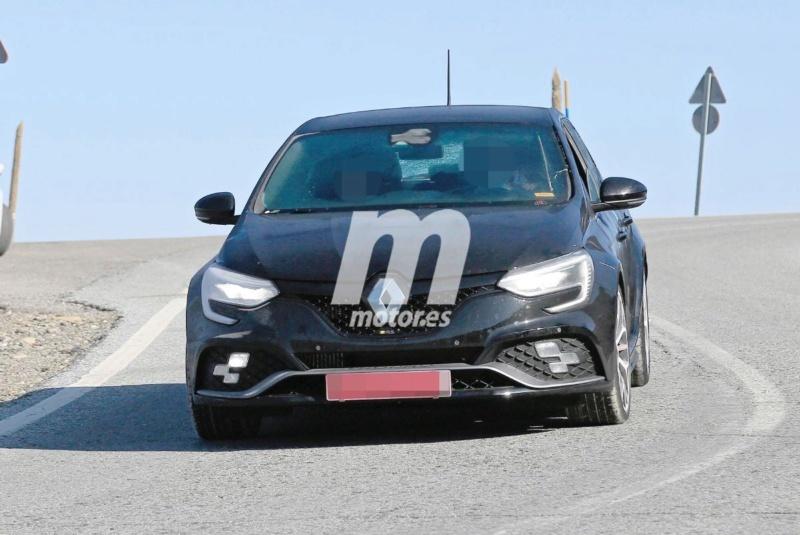 2019 - [Renault] Megane IV restylée  - Page 14 R113