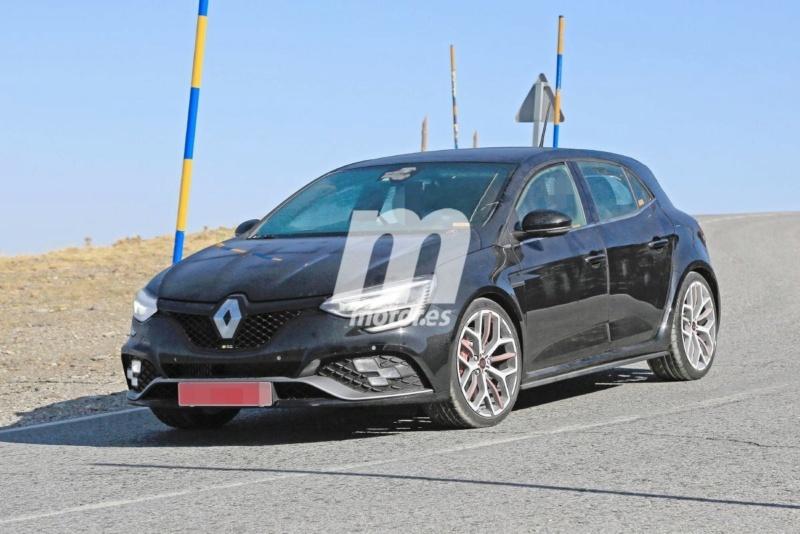 2019 - [Renault] Megane IV restylée  - Page 14 R213