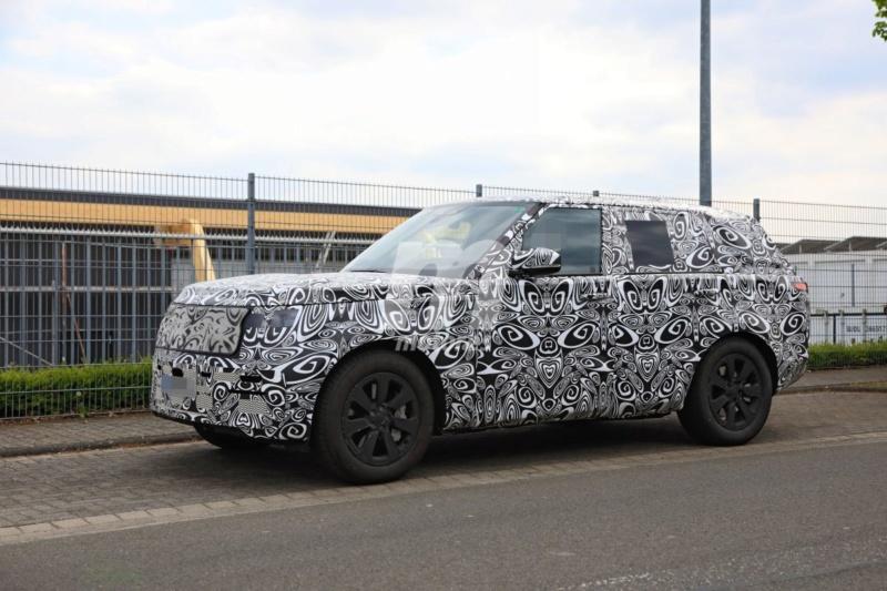 2021 - [Land Rover] Range Rover V Range-21