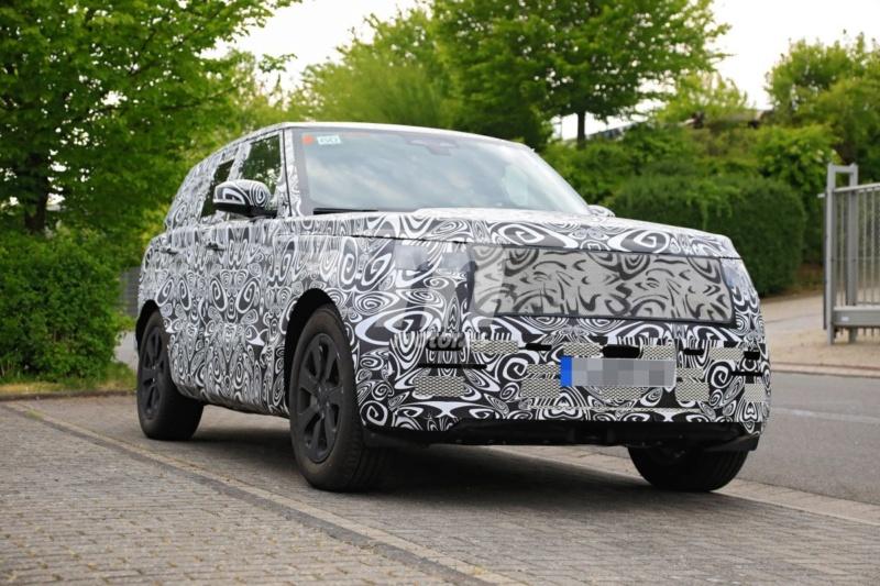 2021 - [Land Rover] Range Rover V Range-22