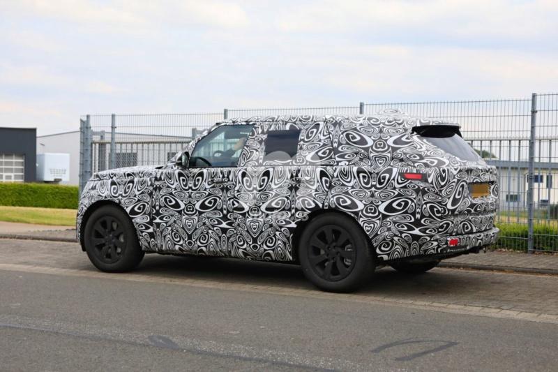 2021 - [Land Rover] Range Rover V Range-26
