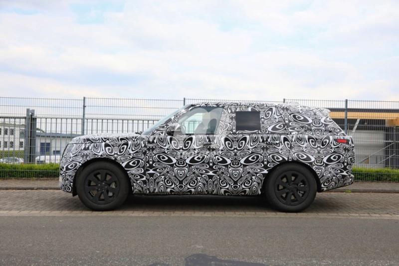 2021 - [Land Rover] Range Rover V Range-27