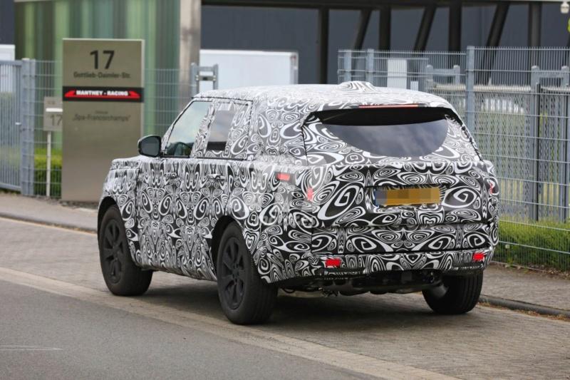 2021 - [Land Rover] Range Rover V Range-28