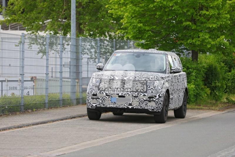 2021 - [Land Rover] Range Rover V Range-29