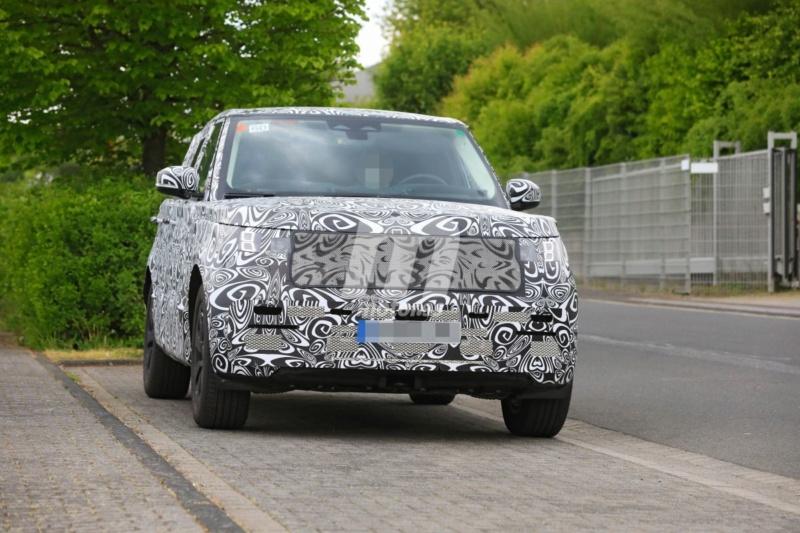 2021 - [Land Rover] Range Rover V Range-30