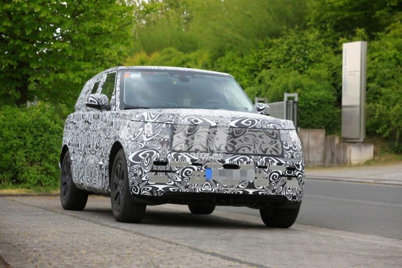 2021 - [Land Rover] Range Rover V Range-31