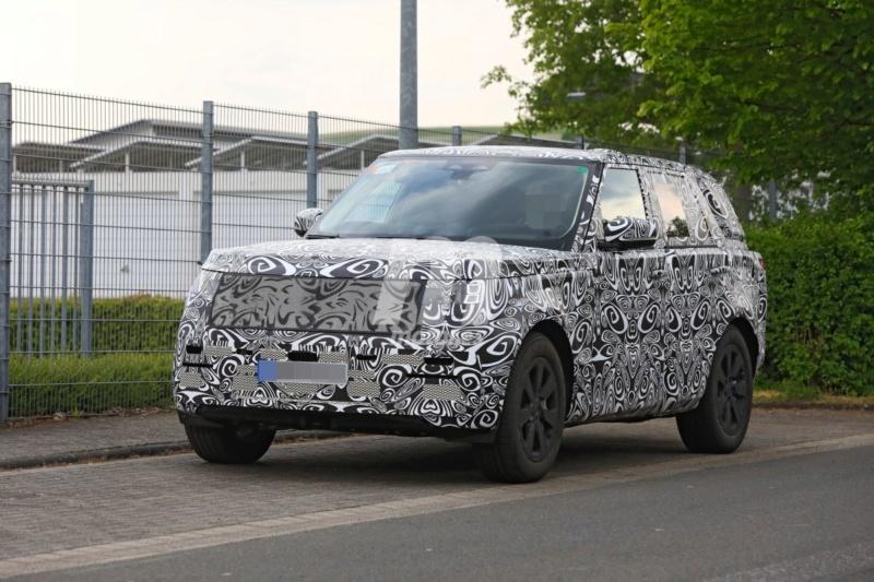 2021 - [Land Rover] Range Rover V Range-32
