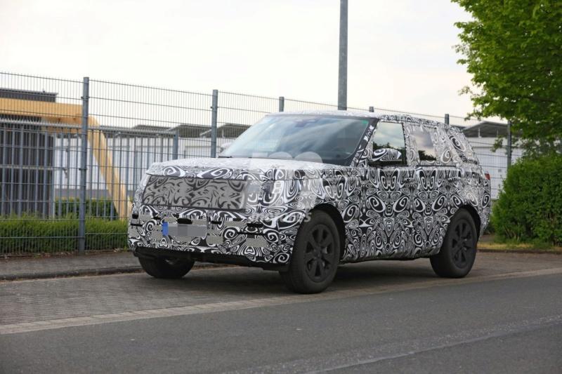 2021 - [Land Rover] Range Rover V Range-33