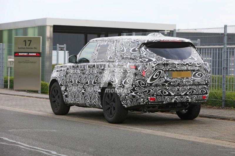 2021 - [Land Rover] Range Rover V Range-34