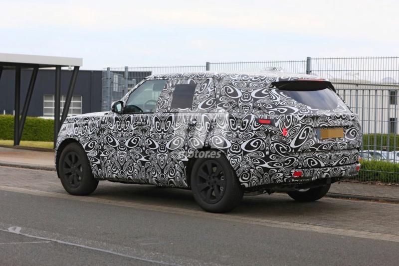 2021 - [Land Rover] Range Rover V Range-35
